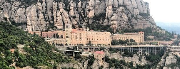 Muntanya de Montserrat is one of Sitios para visitar este verano.