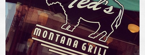 Ted's Montana Grill is one of Time for a steak tour.