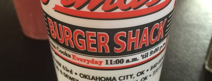 Irma's Burger Shack is one of The 15 Best Places for a Fried Okra in Oklahoma City.