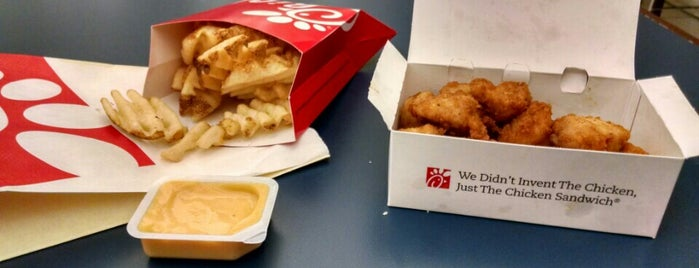Chick-fil-A is one of ODU.