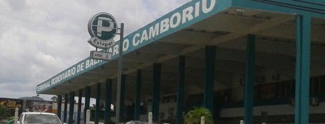 Terminal Rodoviário de Balneário Camboriú is one of Lugares que já dei checkin.