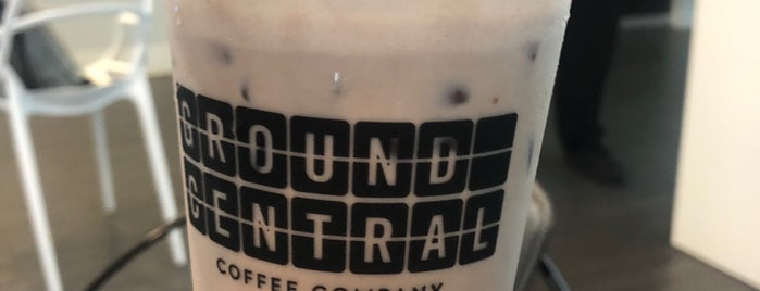 Ground Central Coffee Company is one of coffee nyc.