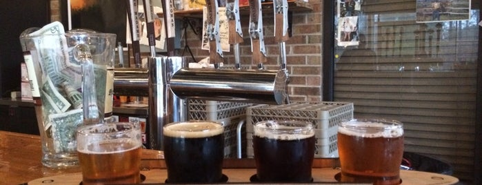Lonerider Brewing Company is one of Welcome to Raleighwood! #visitUS.