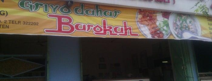Soto Barokah is one of Top picks for Restaurants.