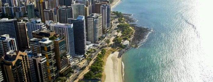Fortaleza is one of Por aí.