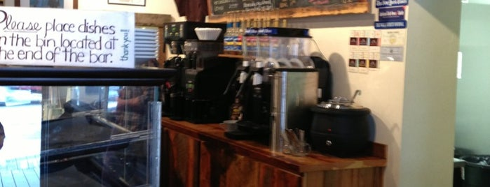 Cowboy Coffee Co. is one of Jackson.