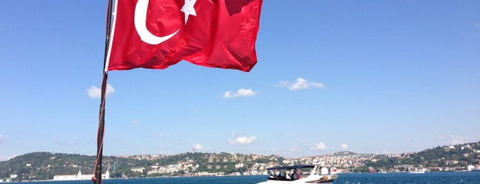 Cafe Bosphorus is one of istanbul bunlarla  güzel.
