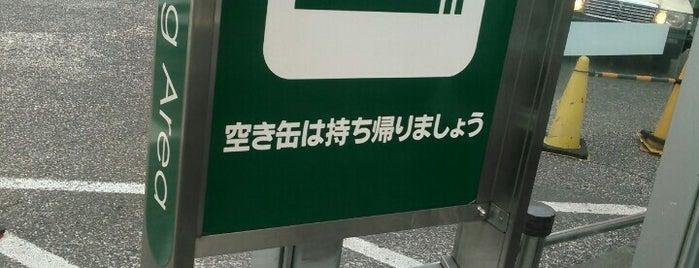 錦糸町テルミナ喫煙所 is one of 喫煙所.