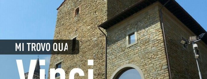 Museo Leonardiano is one of Best of Tuscany, Italy.
