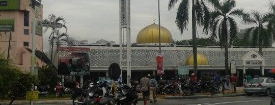 Masjid Al-Mujahideen is one of masjid.