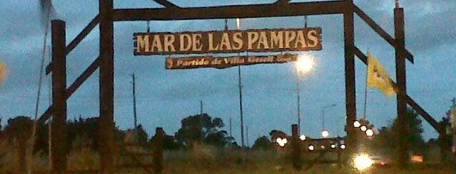 Mar de las Pampas is one of Mar de Las Pampas.
