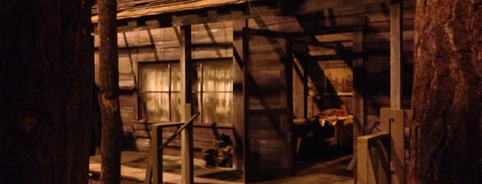 Cabin in the Woods - Halloween Horror Nights 23 is one of FUN.