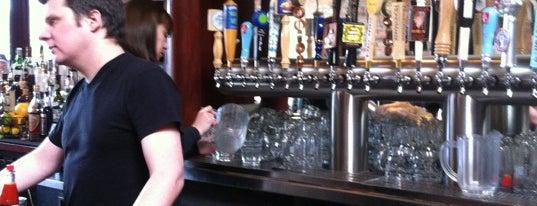 Deep Ellum is one of Boston's Best Beer Bars.