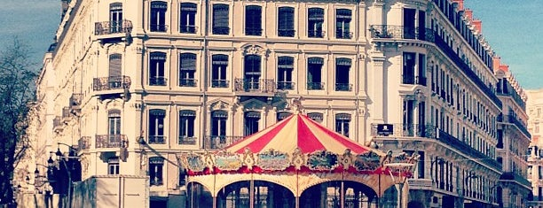 Place de la République is one of Hip to Be Square!.
