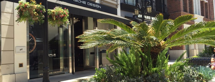 Porsche Design is one of Los Angeles City Guide.