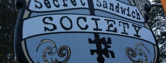 Secret Sandwich Society is one of Wild and Wonderful West Virginia.