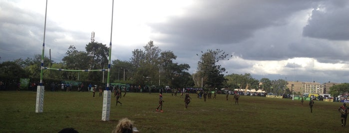 KCB Sports Club is one of Best hangout places.