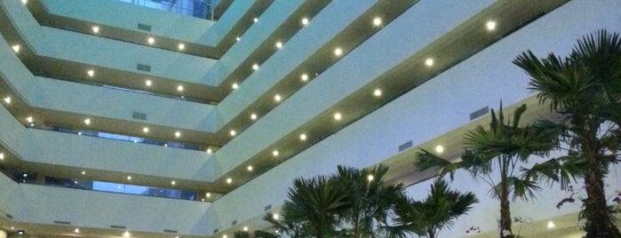 Aston Cirebon Hotel & Convention Center is one of Transportasi & Akomodasi.