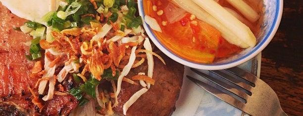 Cơm Tấm Nguyễn Phi Khanh is one of Saigon Local Eats.