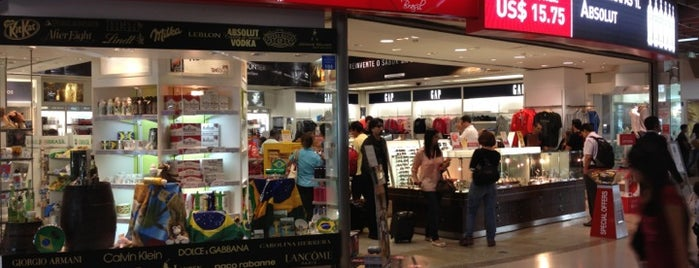 Duty Free Dufry is one of Ferias USA 2012.