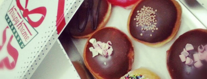 Krispy Kreme is one of İstanbul.