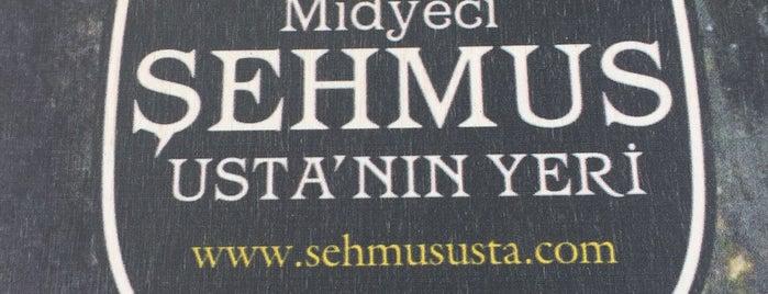 Midyeci Şehmus Usta'nın Yeri is one of Cennet ve İlçeleri.