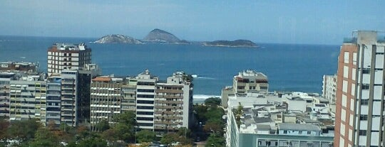 Mirante da Paz is one of Hell of January.
