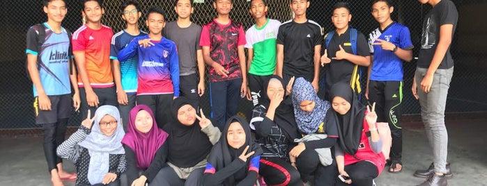 Futsal Lundang is one of Futsal.