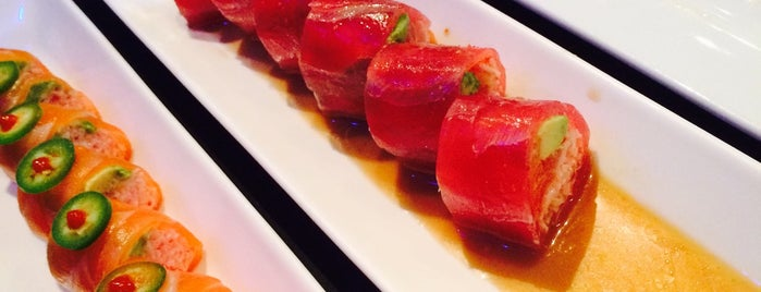 KU Sushi & Japanese Cuisine is one of FOOD in Dallas-Ft Worth Metroplex.