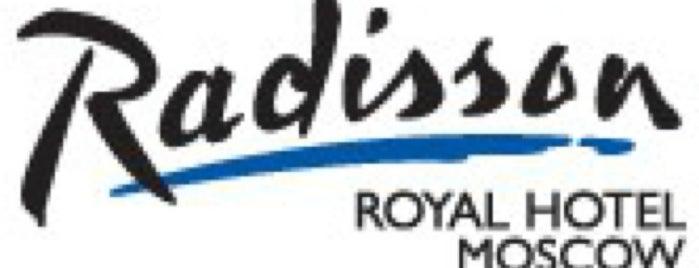 «Radisson Royal» Fleet is one of VISA Мир Привилегий 2013 (рестораны) (Москва).