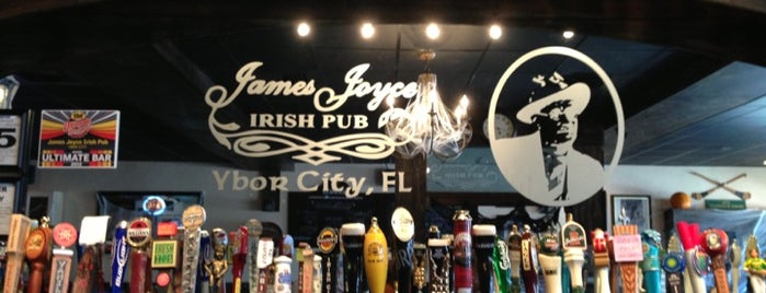 James Joyce Irish Pub is one of The 15 Best Places for a Prime Rib in Tampa.