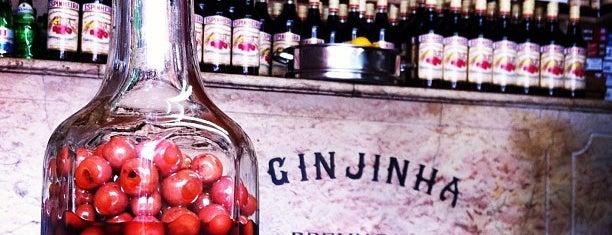 A Ginjinha is one of Food & Fun - Lisboa.