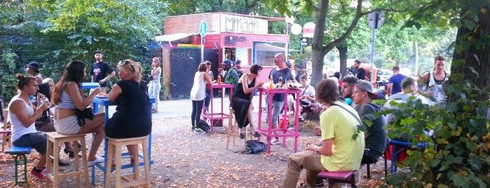 Mmaah is one of Berlin.