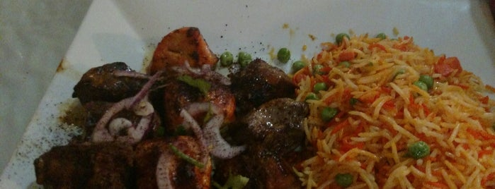 Babur Garden Restaurant is one of Northeast Food & Drink.