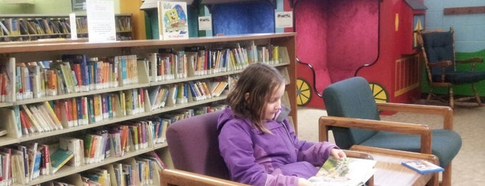 Appleton Public Library is one of A local's guide: 48 hours in Appleton, WI.