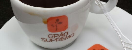 Grao Supremo Iguatemi is one of Cafés - Veja Salvador Comer & Beber.