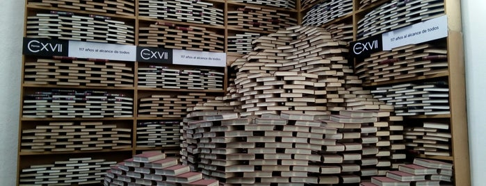 Librería Porrúa is one of [To-do] DF.