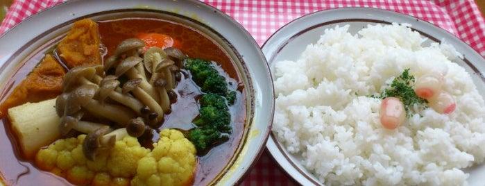 アジャンタ インドカリ店 is one of 札幌のインド.