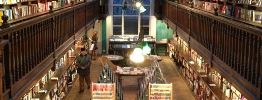 Daunt Books is one of London.