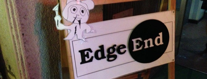 Edge End is one of Clubs & Music Spots venues in Tokyo, Japan.