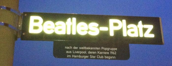 Beatles-Platz is one of Культурное чревоугодие и прогрессирующий гедонизм.
