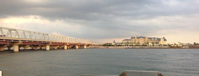 千葉県と隣県を繋ぐ鉄道橋