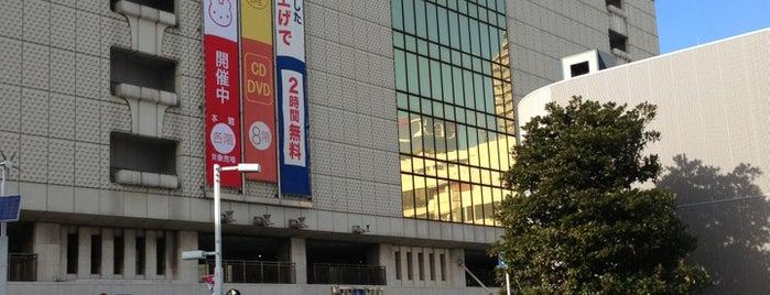 Seibu Department Store is one of 立ち寄り先.