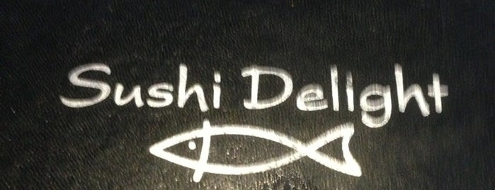 Sushi Delight is one of New sushi places.