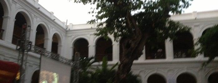 Claustro de Santo Domingo - Centro de Formación de la Cooperación Española is one of Cartagena de Índias, Colombia.