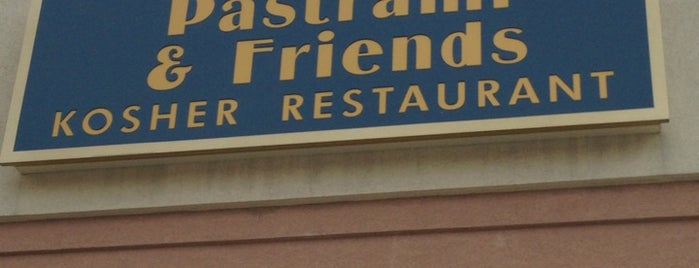 Pastrami N' Friends is one of pastrami.