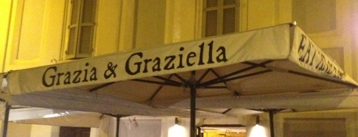 Grazia & Graziella is one of Rome & Florence.