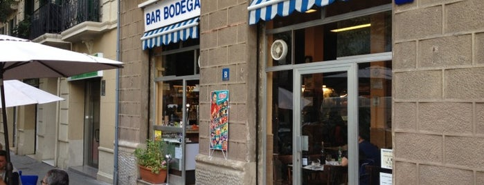 Bodega Can Ros is one of Terrazas de Barcelona.