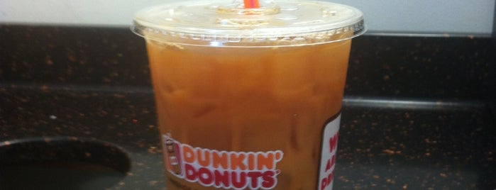 Dunkin' Donuts is one of Amex Offers - Washington, DC.
