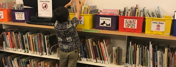 Library- Children's Room is one of NEW YORK 6.